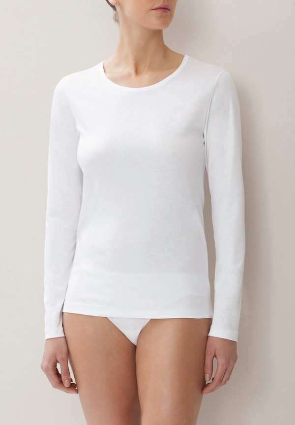 Top Shirt Sea Island von Zimmerli
